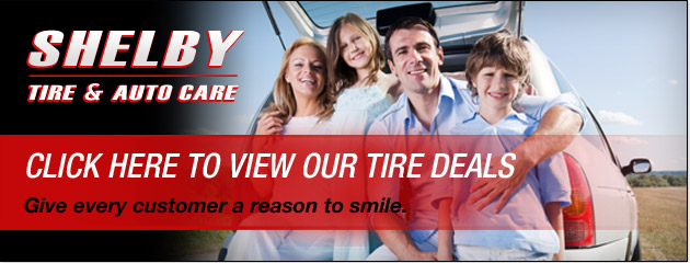 Shelby Tire and Auto Care