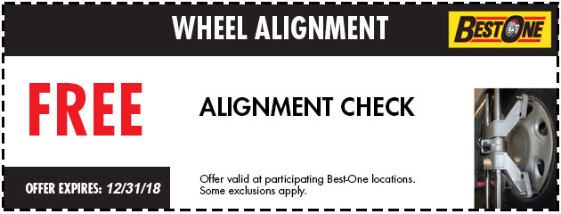 Wheel Alignment Check