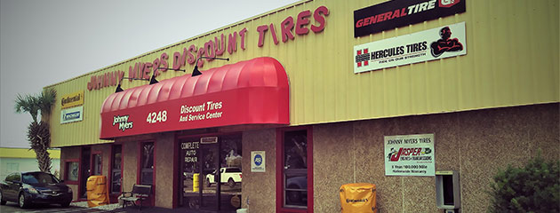 Discount Tire Closest To Me >> Fort Myers Fl Auto Repair Johnny Myers Tires