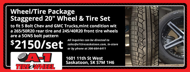 Wheel/Tire Package Coupon
