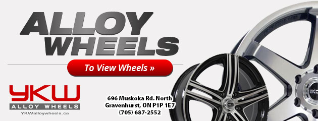 Waynes Tire Discounter Alloy Wheels