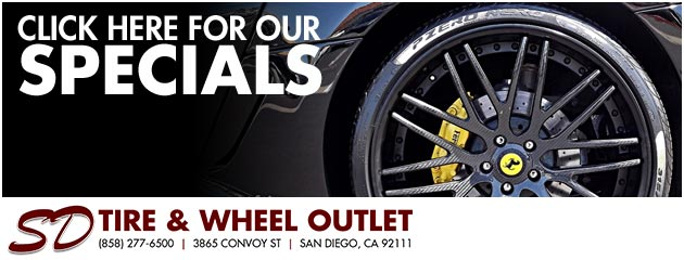 San Diego Ca Tires Wheels Sd Tire Wheel Outlet