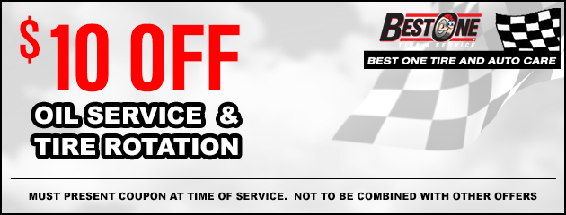 Tires Coupons Best One Tire And Auto Care