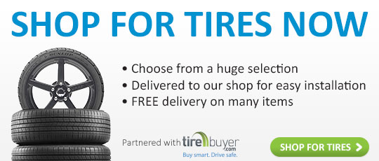 Tire Buyer - Buy Tires Here