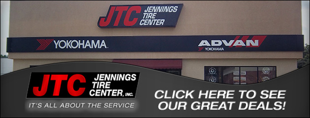 Jennings Tire Center Savings