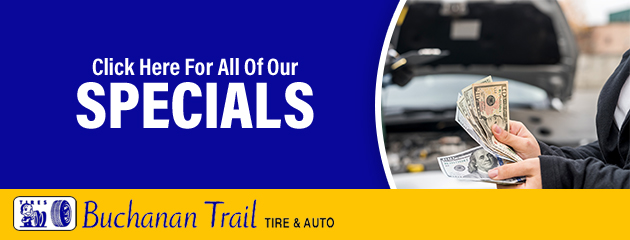 Buchanan Trail Tire & Auto Savings