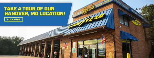 Take a tour of our Hanover, MD location!
