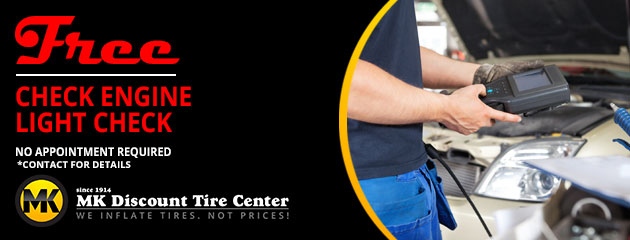 Free Check Engine Light Check
