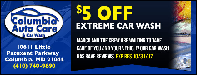 $5 Off Extreme Car Wash