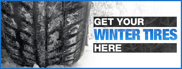Get Your Winter Tires Here