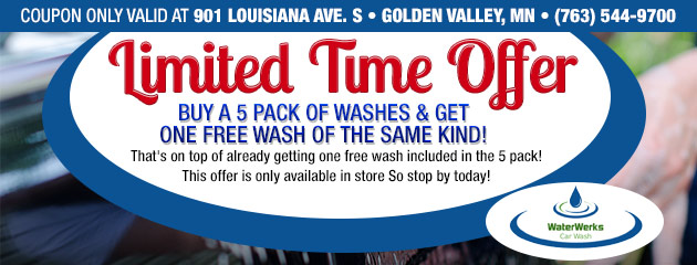 Limited Time Offer-golden valley
