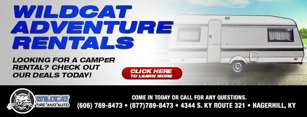 Wildcat Adventure Rentals