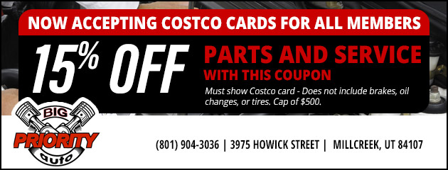 Now accepting Costco cards for all members