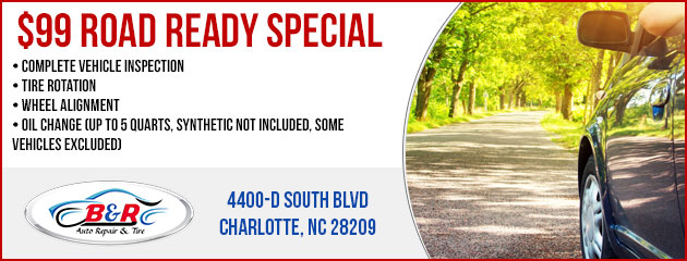 $99 Road Ready Special