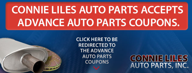 We accept Advance Auto Coupons
