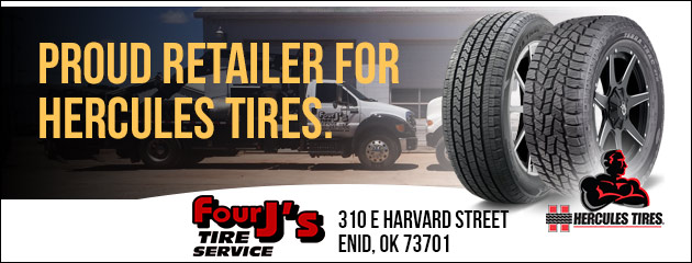 Proud Retailer for Hercules Tires