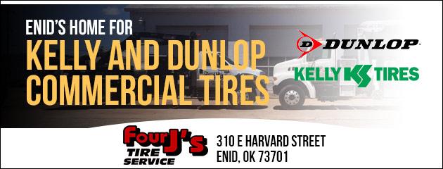 Four J's Tire Service | Enid OK Tires & Auto Repair Shop