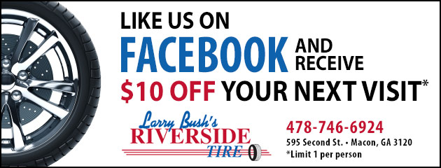 Like Us on Facebook and Get $10 Off