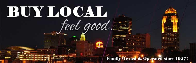 Buy Local, Feel Good