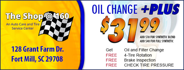 Oil Change Plus - $31.99