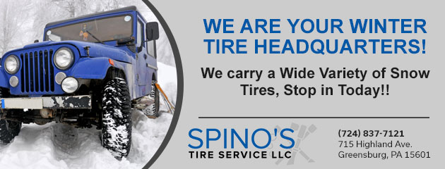 We Are Your Winter Tire Headquarters!