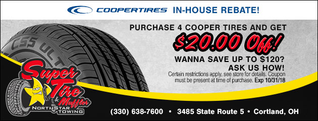 In-House Cooper Promotion