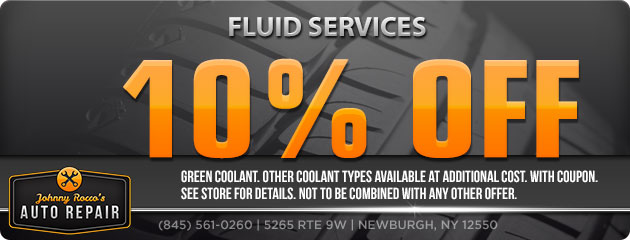 Fluid Services 10% off