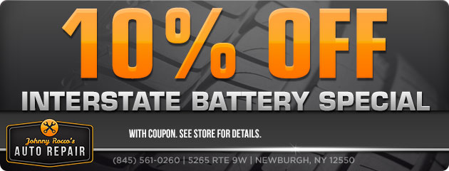 Interstate Battery Special