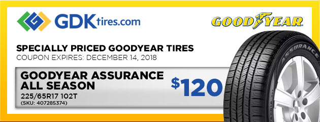 Goodyear Assurance All Season
