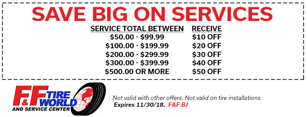 Save Big on Services