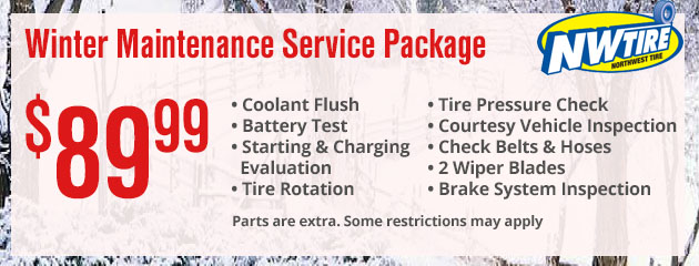 Winter Maintenance Service Package