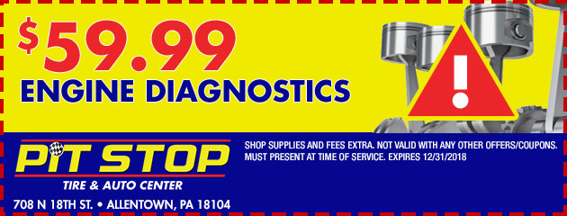 $59.99 Engine Diagnostics