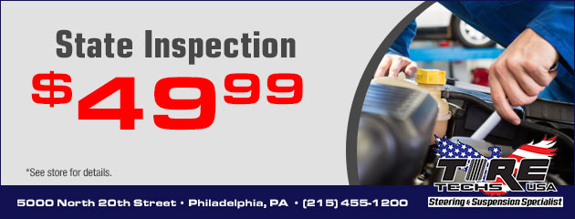 $49.99 State Inspection Special