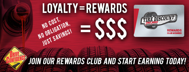 Join Our Rewards Club & Start Earning Today!