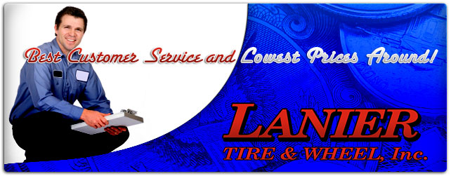 Lanier Tire & Wheel Inc