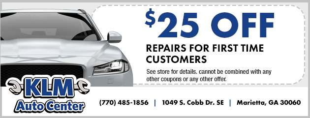 $25 Off for Repairs First Time Customer