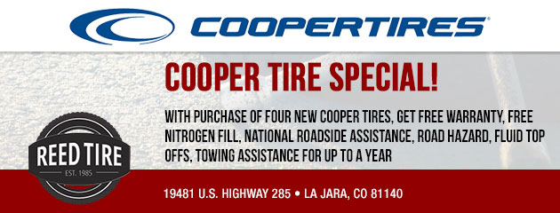 Cooper Tire Special