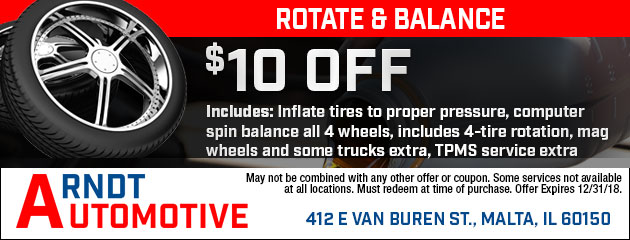 Coupons Savings At Arndt Automotive Save On Tires Service
