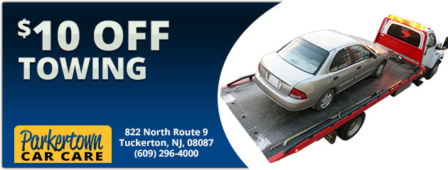 $10 Off Towing