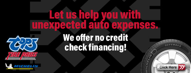 Let Us Help You With Unexpected Auto Expenses.