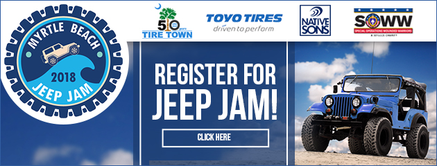 Register for Jeep Jam!