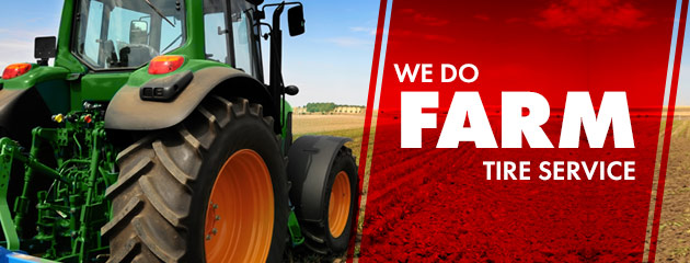 We Do Farm Tire Service
