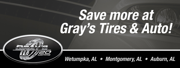 Grays Tire & Auto Coupons Specials