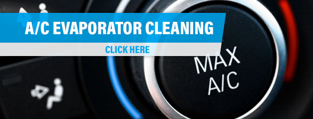A/C Evaporator Cleaning