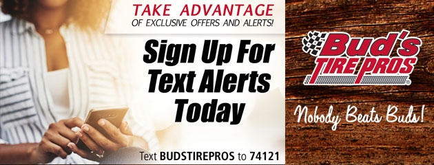Sign Up For Text Alerts Today