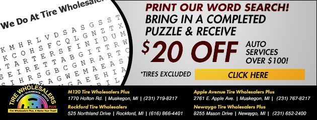 Print Our Word Search!