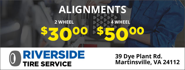 2 and 4 Wheel Alignment Specials