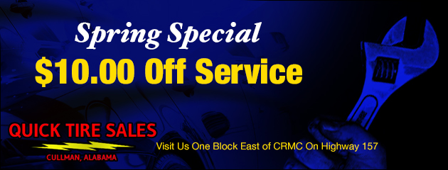 $10.00 Off Service