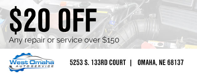 $20 Off Any Repair or Service Over $150