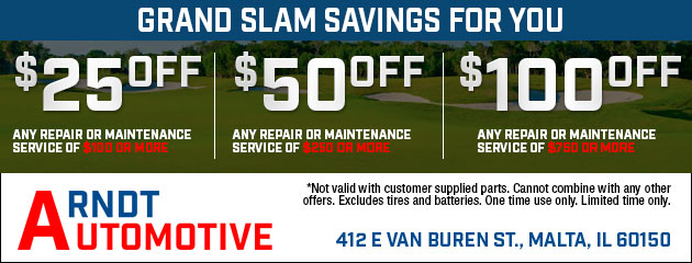 Grand Slam Savings for You